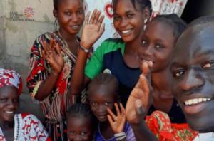 Lamine in Senegal