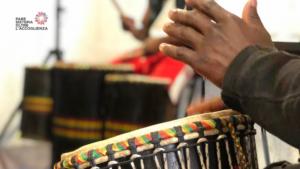 Il laboratorio percussioni